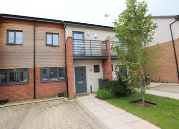 Thumbnail 2 bed terraced house to rent in Hawksbill Way, Peterborough