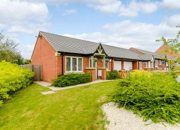 Thumbnail 2 bed bungalow for sale in Hart Drive, Measham, Swadlincote