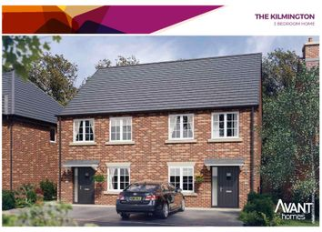 Thumbnail 3 bed semi-detached house for sale in Cildes Croft, Kilsby, Rugby