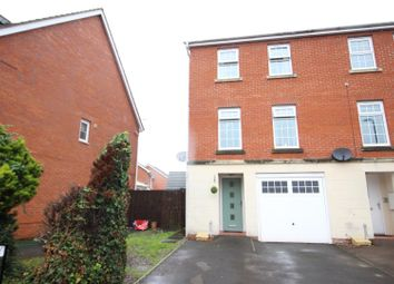 Thumbnail 3 bed terraced house for sale in Brigantine Way, St. Brides Wentlooge, Newport
