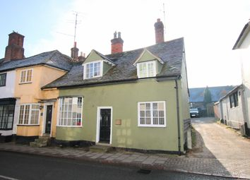 Thumbnail 2 bedroom end terrace house for sale in Stortford Road, Dunmow
