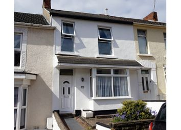 Thumbnail 3 bedroom terraced house for sale in Rhyddings Park Road, Brynmill