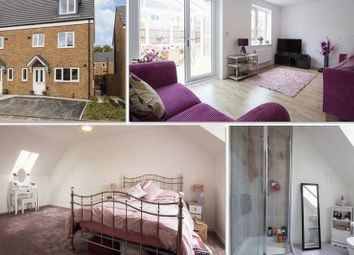 Thumbnail 4 bed semi-detached house to rent in Cowbridge Street, Duffryn, Newport