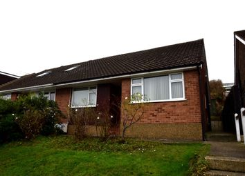 Thumbnail 2 bedroom bungalow for sale in Valley View, Greenhithe