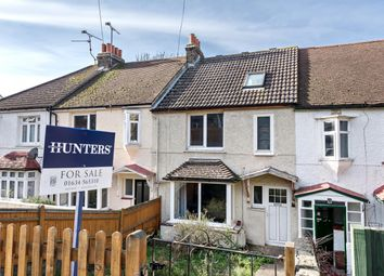 Thumbnail 4 bed terraced house for sale in Purbeck Road, Chatham