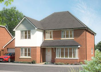 "Thumbnail 5 bed detached house for sale in ""The Chester"" at Kent, Gravesend"