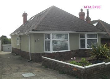 Thumbnail 3 bed detached bungalow to rent in Meadway Crescent, Hove