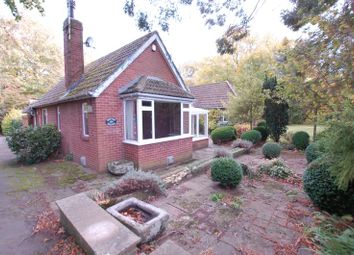 Thumbnail 4 bed bungalow for sale in Fox Covert Lane, Ponteland, Newcastle Upon Tyne