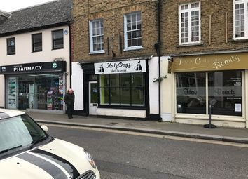 Thumbnail Retail premises to let in Guildford Street, Chertsey, Chertsy