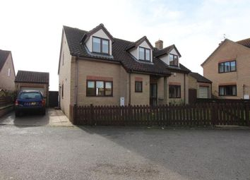 Thumbnail 4 bed detached house for sale in The Row, Sutton, Ely