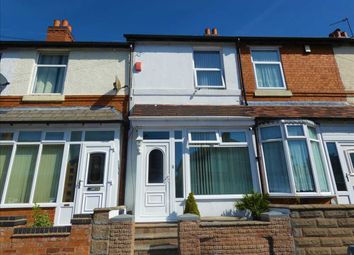 Thumbnail 3 bed terraced house for sale in Wroxton Road, Yardley, Birmingham