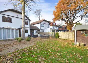 Thumbnail 4 bed link-detached house for sale in Woodcote Road, Wallington, Surrey