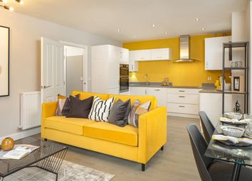 """Thumbnail 2 bed flat for sale in """"Willlow House"""" at Albert Road, Wokingham"""