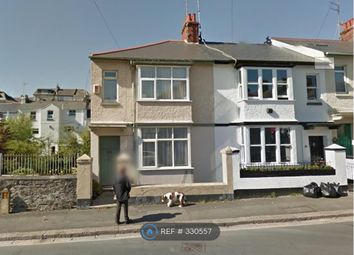 Thumbnail 1 bedroom flat to rent in St. Levan Road, Plymouth