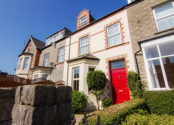 Thumbnail 5 bedroom terraced house for sale in Clive Place, Penarth