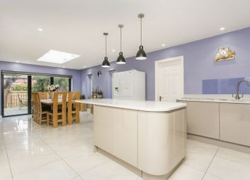 Thumbnail 6 bedroom detached bungalow for sale in Hertford Road, Hoddesdon
