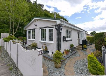 Thumbnail 2 bed mobile/park home for sale in Kinverdale Park, Wolverley, Kidderminster, Worcestershire
