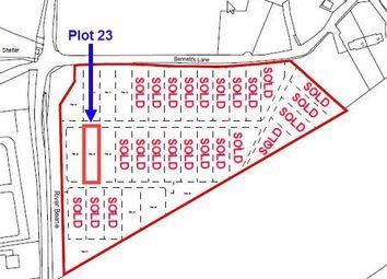 Thumbnail Land for sale in Plot 23 Church Farm Meadow, Rushden, Buntingford, Hertfordshire