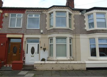 Thumbnail 3 bed terraced house to rent in Whinfield Road, Orrell Park, Liverpool