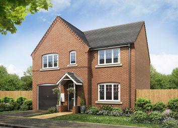 Thumbnail 4 bed detached house for sale in Plot 79, The Winster At Fairways Park, West Hill Road, Retford