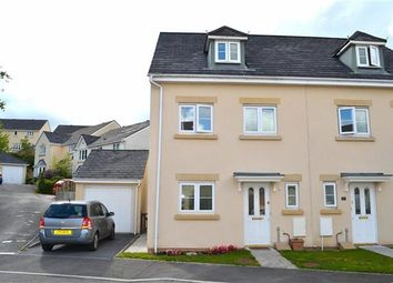 Thumbnail 3 bed semi-detached house for sale in Parc Starling, Johnstown, Carmarthen