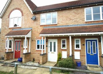 Thumbnail 2 bed terraced house to rent in Wyvern Road, Ravenswood, Ipswich, Suffolk
