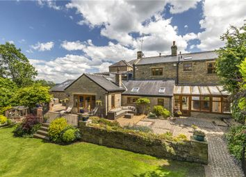 Thumbnail 4 bed barn conversion for sale in Priesthorpe Road, Calverley, Pudsey, West Yorkshire