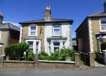 Thumbnail 2 bedroom semi-detached house for sale in York Avenue, East Cowes