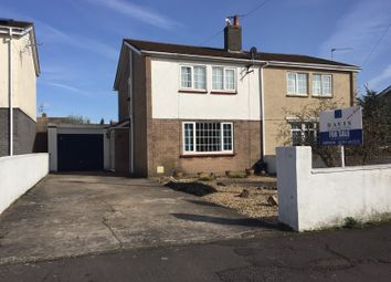 Thumbnail 2 bed semi-detached house for sale in Chartist Way, Bulwark, Chepstow