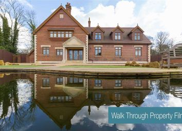 Thumbnail 7 bed country house for sale in Easons Green, Framfield, Uckfield