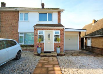 Thumbnail 3 bed semi-detached house for sale in Hazlemere Road, Seasalter, Whitstable