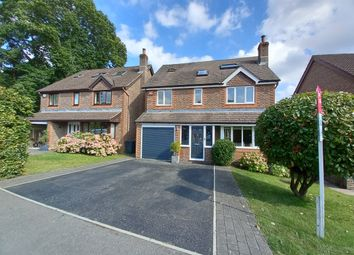 Thumbnail 5 bed detached house for sale in Home Way, Petersfield