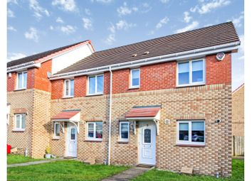 3 bed end terrace house for sale in Strachur Place, Glasgow G22