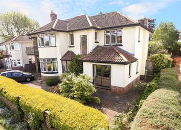 Thumbnail 5 bedroom detached house for sale in Beach Road West, Portishead, Bristol