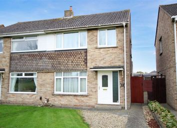 Thumbnail 3 bed semi-detached house for sale in West View, Nythe, Swindon