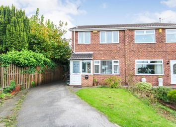 Thumbnail 2 bed semi-detached house for sale in Eden Close, Arnold, Nottingham