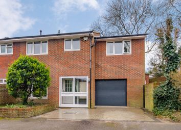 Thumbnail 4 bed end terrace house for sale in Alexandra Close, Walton-On-Thames