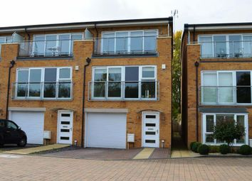 Thumbnail 4 bed end terrace house for sale in Barn Elms Close, Old Malden, Worcester Park