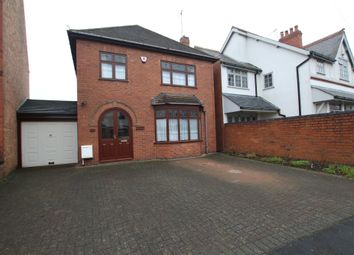 Thumbnail 3 bed detached house for sale in Saunders Avenue, Bedworth