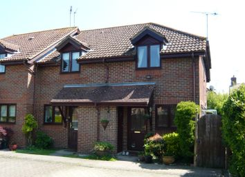 Thumbnail 2 bedroom terraced house to rent in Westdene Meadows, Cranleigh