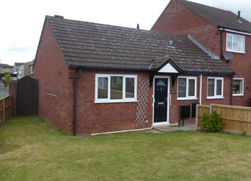 Thumbnail 2 bed terraced bungalow for sale in Grosmont Grove, Hereford