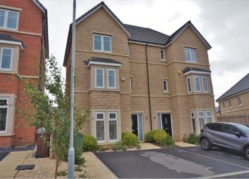 Thumbnail 3 bed semi-detached house to rent in Wolfenden Way, Wakefield