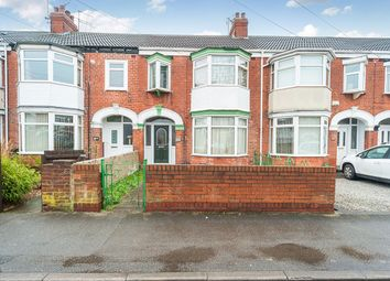 Thumbnail 3 bed terraced house for sale in Savery Street, Hull