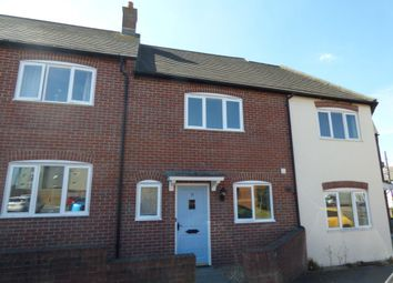 Thumbnail 2 bed terraced house to rent in Otterton Mews, Second Avenue, Axminster, Devon