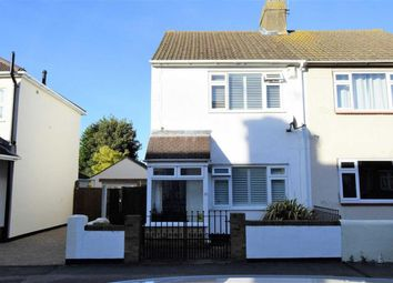 Thumbnail 3 bed semi-detached house for sale in Henry Street, Rainham, Gillingham
