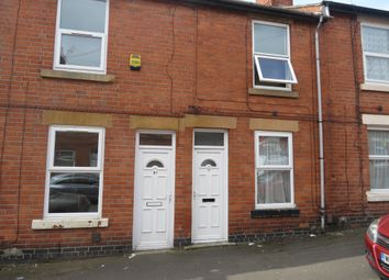 Thumbnail 2 bed terraced house for sale in Merchant Street, Bulwell, Nottingham