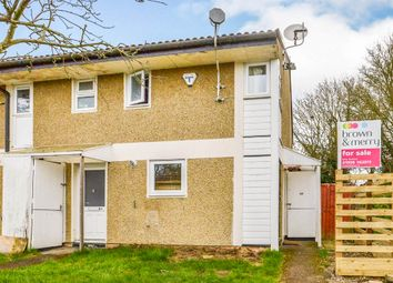 Scatterill Close, Bradwell, Milton Keynes MK13. 2 bed end terrace house for sale