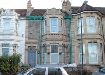 Thumbnail 2 bed terraced house for sale in Felix Road, Easton, Bristol