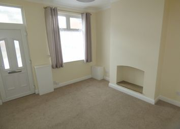 Thumbnail 2 bed terraced house to rent in Stanley Road, Hartshill, Stoke-On-Trent