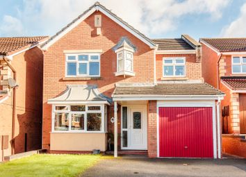 Thumbnail 4 bed detached house for sale in Reynards Coppice, Telford